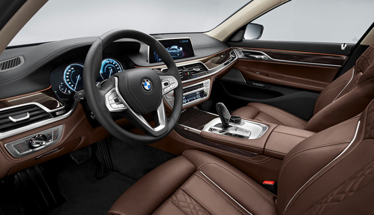 BMW iPerformance 740e Plug-in-Hybrid – 16