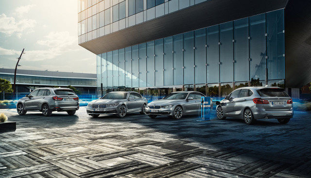 BMW iPerformance 740e Plug-in-Hybrid – 18