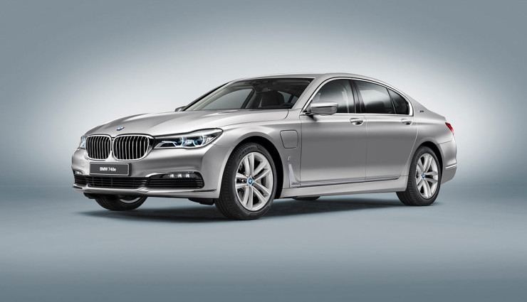 BMW iPerformance 740e Plug-in-Hybrid – 4