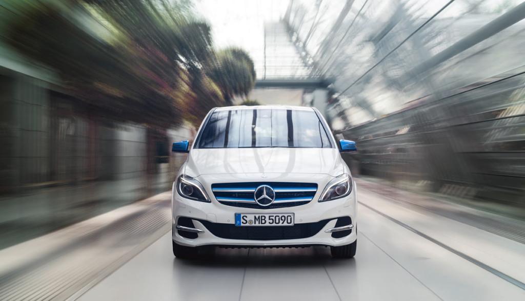 Daimler-Entwickler- Elektroautos machen einfach wahnsinnig viel Spaß
