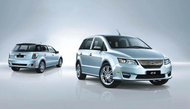 Elektroauto BYD e6 Deutschland Preis
