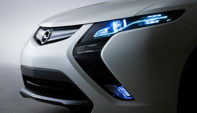 Elektroauto Opel Ampera Volt 2016