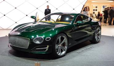 Elektroauto von Bentley immer wahrscheinlicher