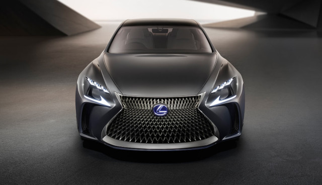 Lexus Elektromobilitaet Hybrid