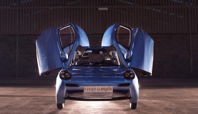 Riversimple Rasa Wasserstoff-Elektroauto