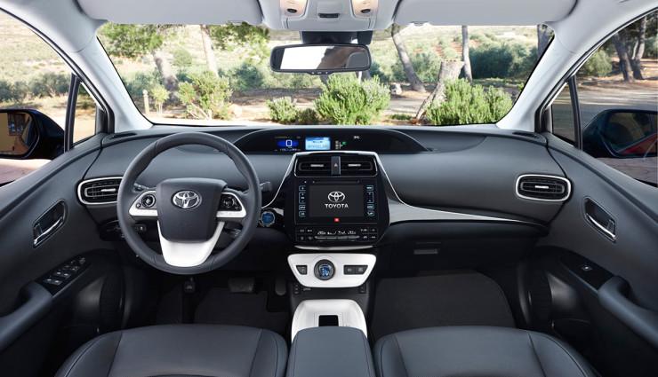 Toyota Prius Hybrid 2016 – 11
