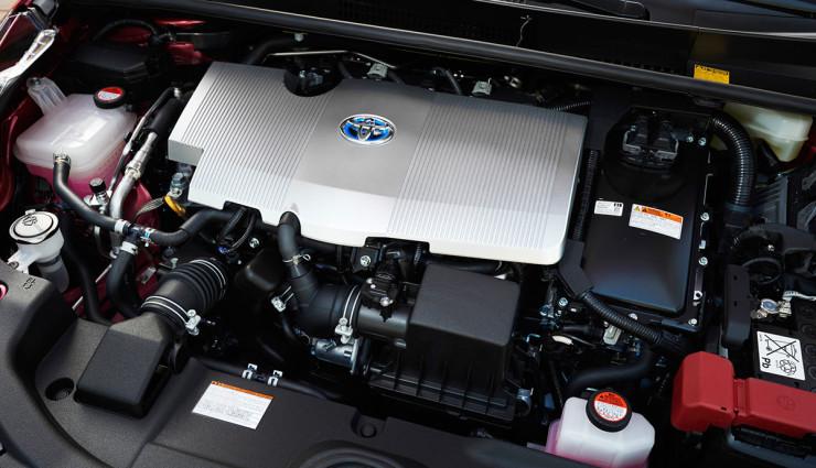 Toyota Prius Hybrid 2016 – 12