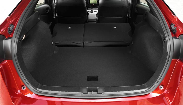 Toyota Prius Hybrid 2016 – 13