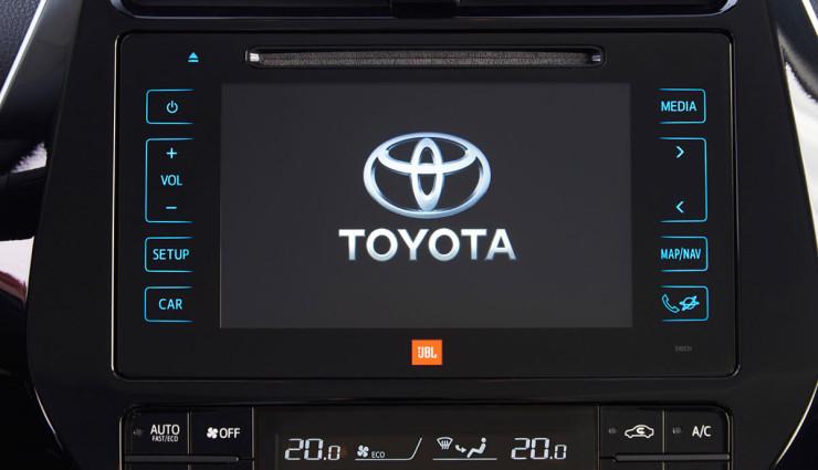 Toyota Prius Hybrid 2016 – 15