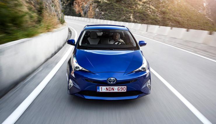 Toyota Prius Hybrid 2016 – 8