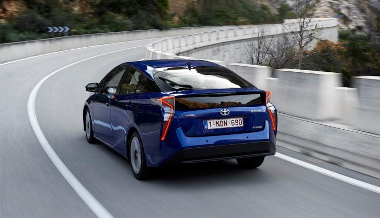 Toyota Prius Hybrid 2016 – 9