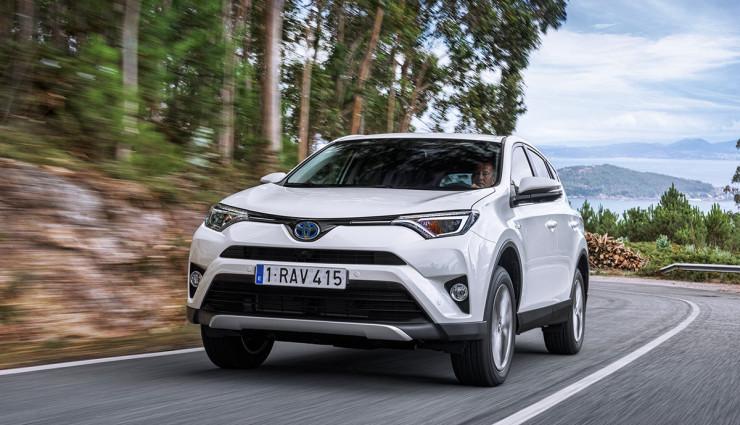 Toyota RAV 4 Hybrid Preis 2016 – 1