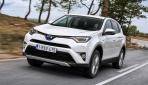 Toyota RAV 4 Hybrid Preis 2016 - 2