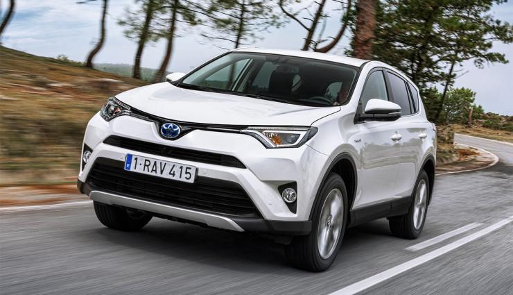 Toyota RAV 4 Hybrid Preis 2016 – 2