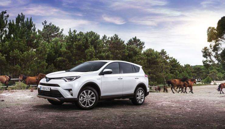 Toyota RAV 4 Hybrid Preis 2016 – 5