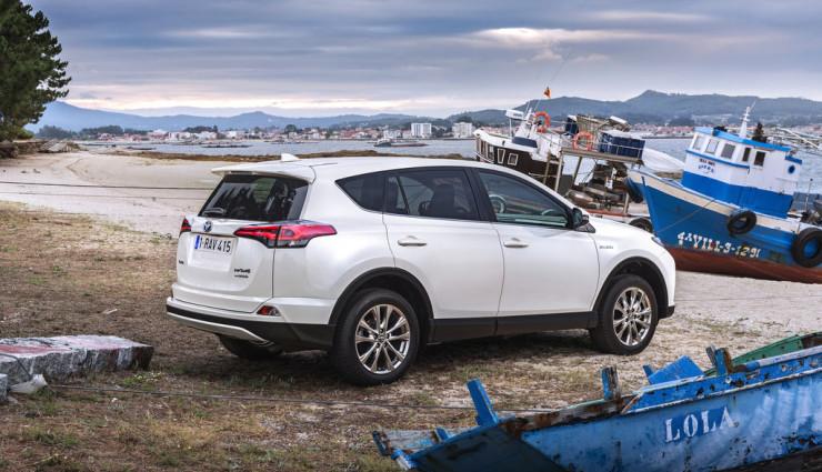 Toyota RAV 4 Hybrid Preis 2016 – 6