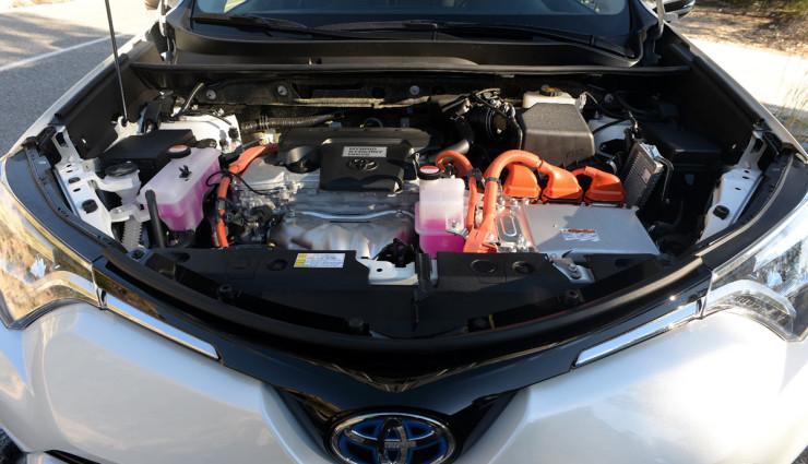 Toyota RAV 4 Hybrid Preis 2016 – 7