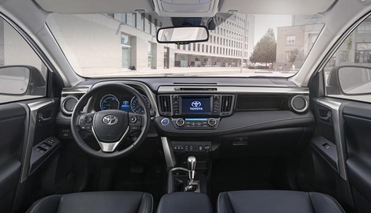 Toyota RAV 4 Hybrid Preis 2016 – 9