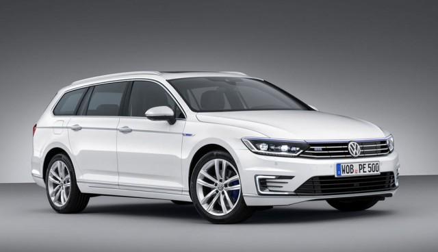 VW Passat Vergleichstest