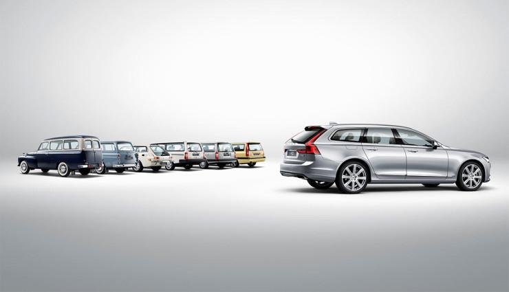 Volvo V90 Bilder -13