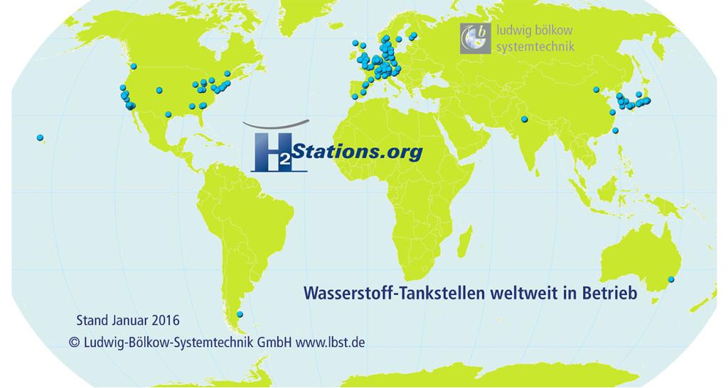 Wasserstofftankstellen-Anzahl-weltweit
