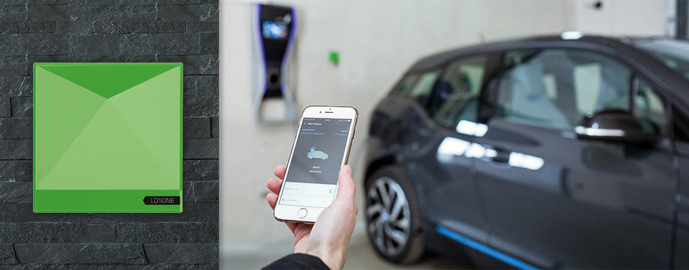 BMW-i3-Loxone-Elektroauto