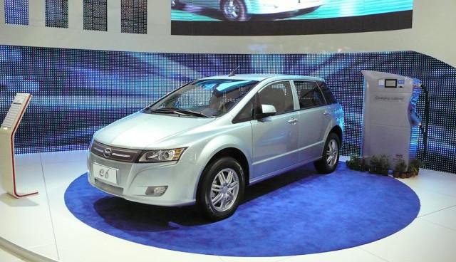 BYD-Elektroauto