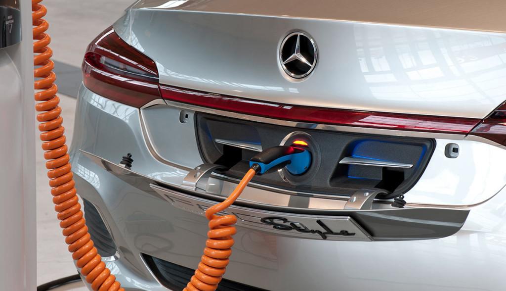 Daimler-Mercedes-Elektroauto Strategie