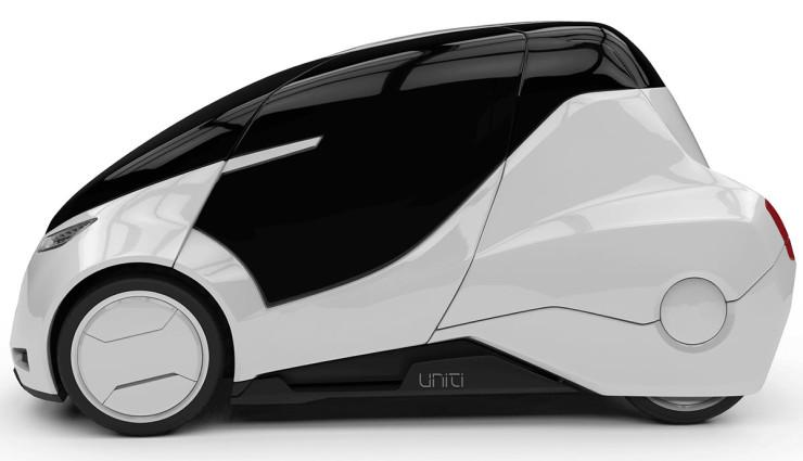Elektroauto-Kepler-Pod—Uniti