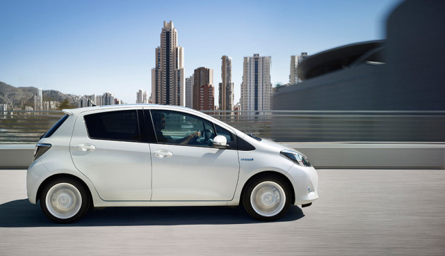 Toyota Yaris Hybrid Dauertest
