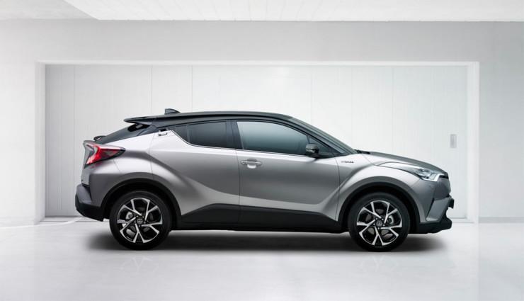 Toyota-zeigt-hybriden-Crossover-SUV-C-HR—6