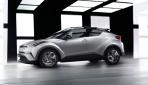 Toyota-zeigt-hybriden-Crossover-SUV-C-HR---9