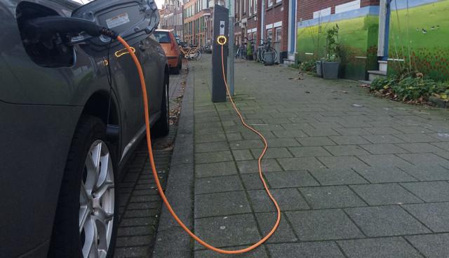 Elektroauto-Laden-youCharge