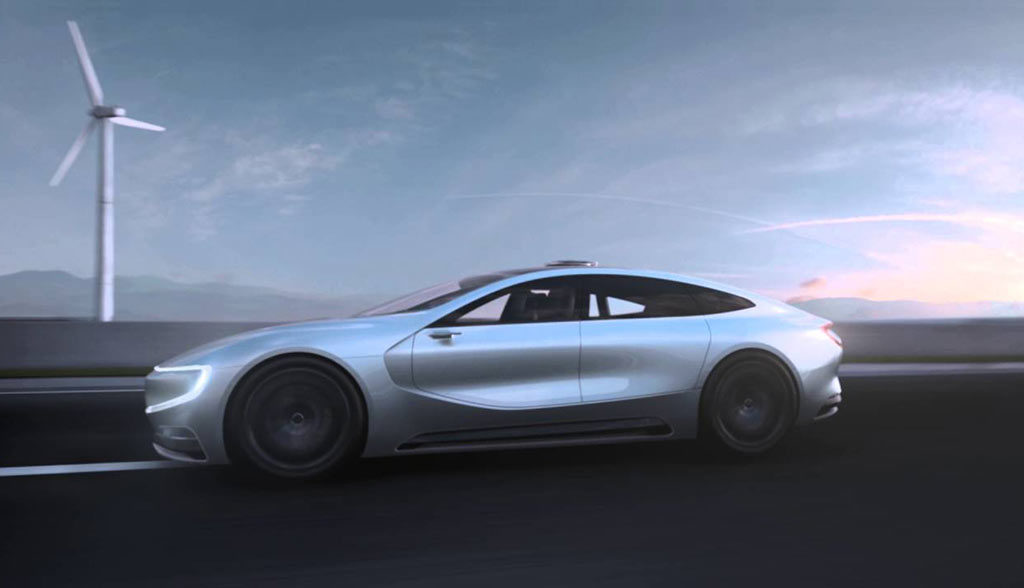 Elektroauto-LeEco-LeSee