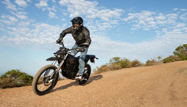 Elektromotorrad-Zero-Motorcycles