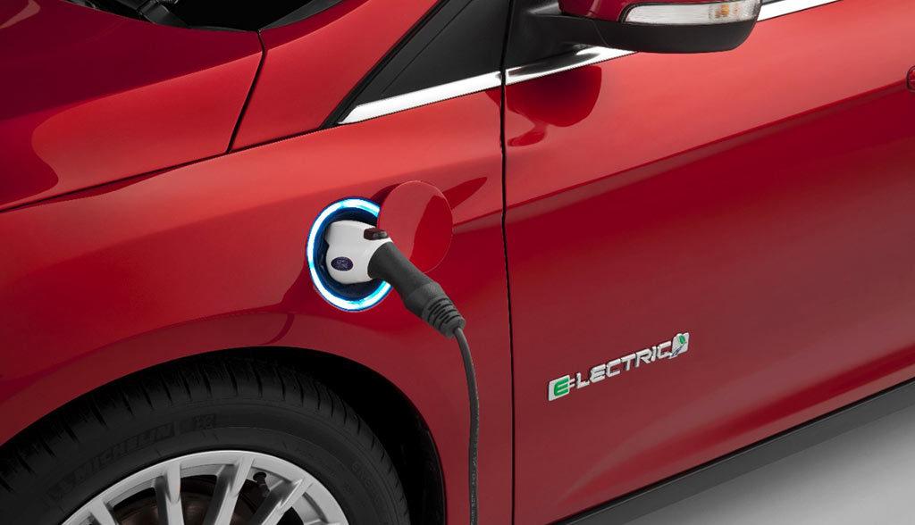 Ford-Elektroauto-Reichweite