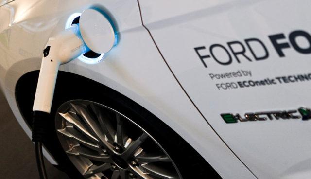 Ford-Model-E-Elektroauto