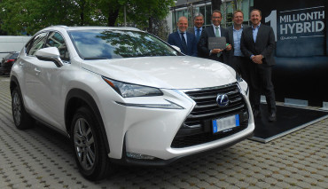 Lexus-Hybrid-Verkaufszahlen