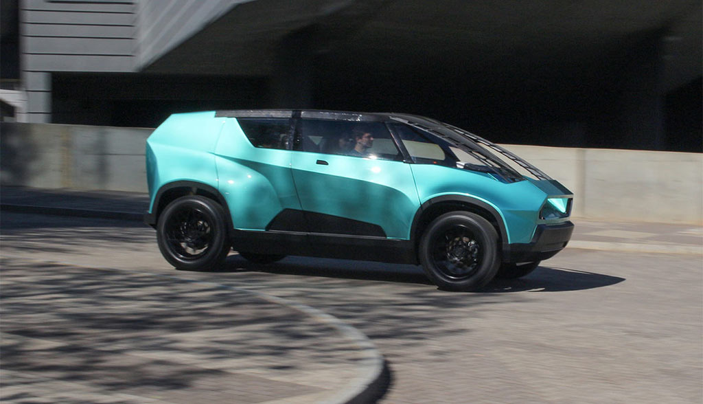 Toyotas Elektroauto Studie Ubox Kommt Aus Dem 3d Drucker