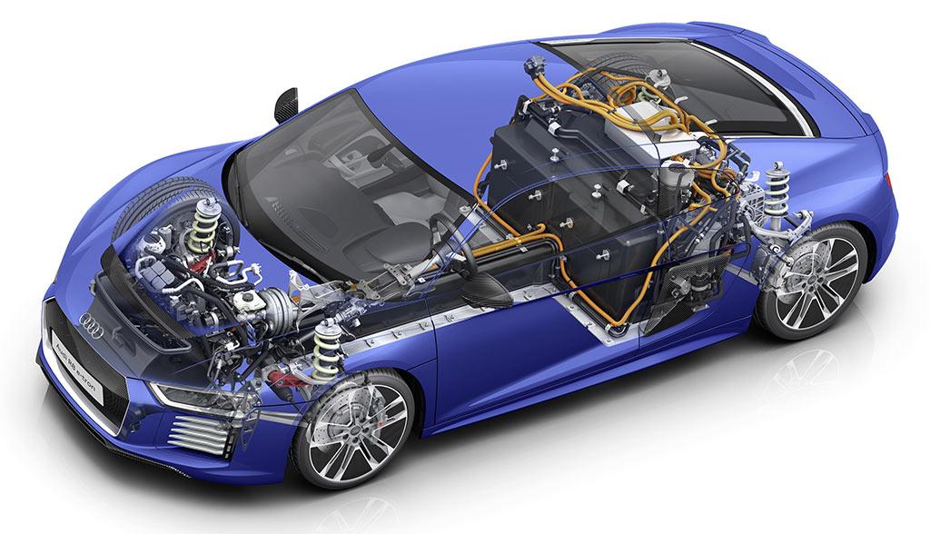 Audi a5 diesel motor oil