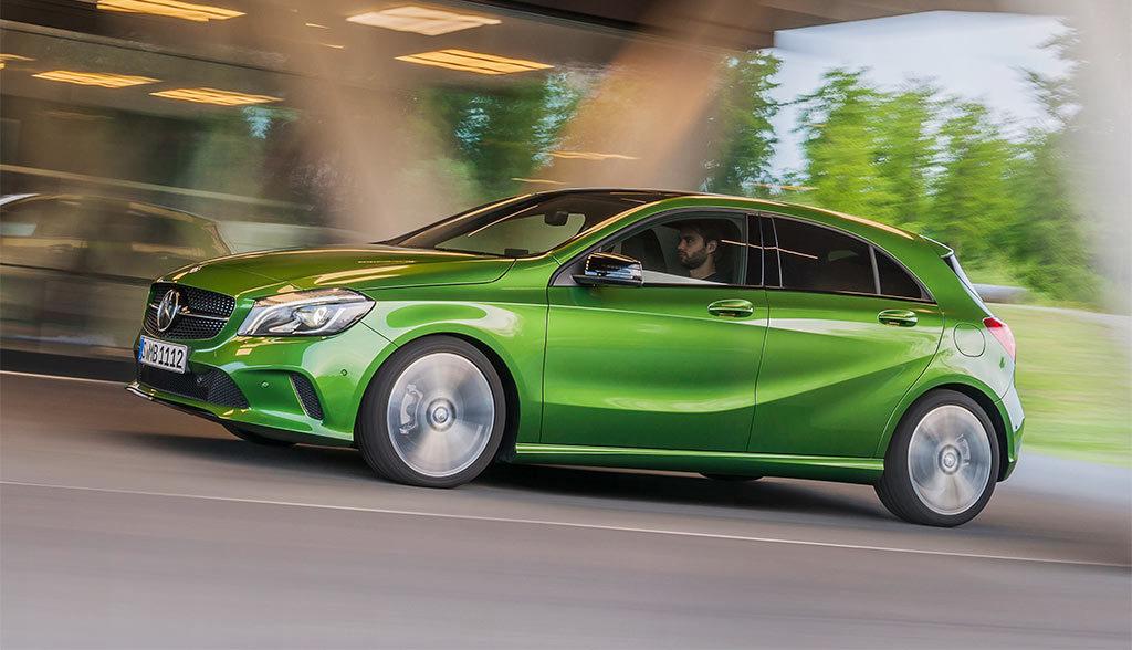 Daimler-Emissionen-DUH-A-Klasse