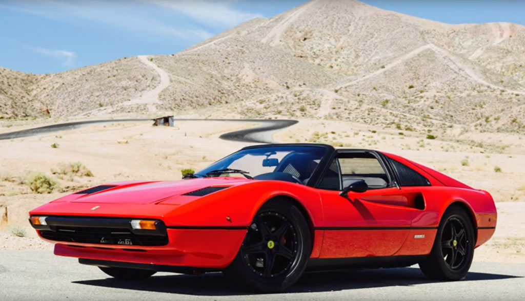 Elektroauto-Ferrari