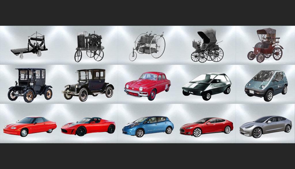 Elektroauto-Historie-Geschichte-Zusammenfassung