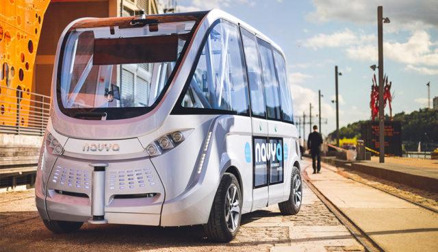 Navya-Arma-Elektrobus