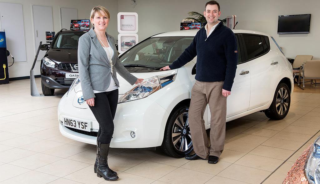 Nissan-Vorteile-Elektroauto