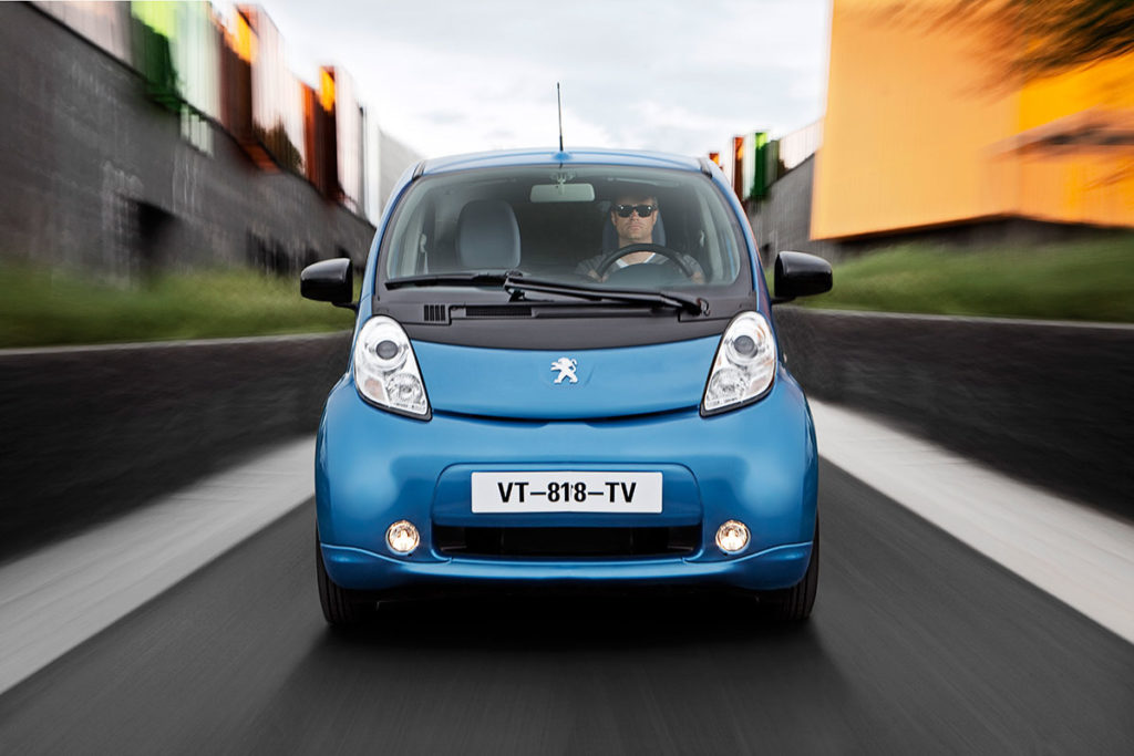 Peugeot Elektroauto Leasing