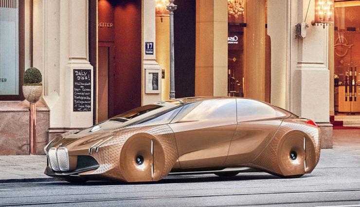 BMW VISION NEXT 100 – 1