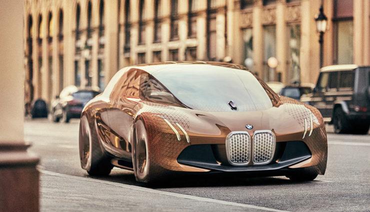 BMW VISION NEXT 100 – 2