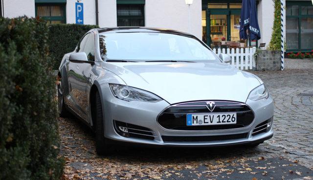 Elektroauto-Dienstwagen-Kosten