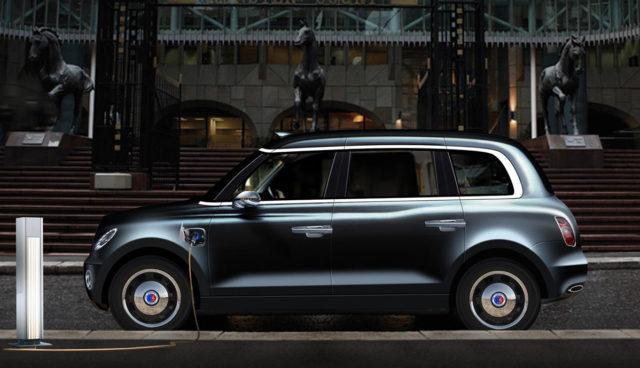 Elektroauto-Taxi-London-Taxi-Company-Geely